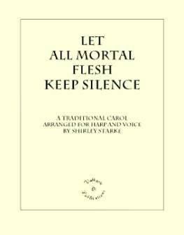 let all mortal flesh keep silence sheet music pdf