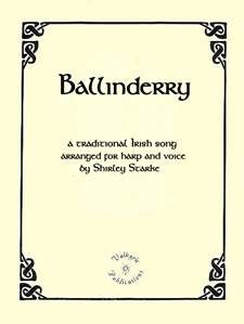 Ballinderry, Irish song for harp and voice