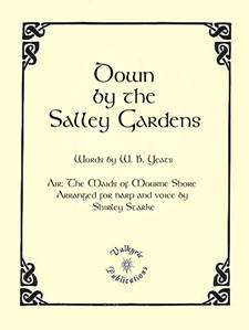 Down by the Salley Gardens for harp, Yeats