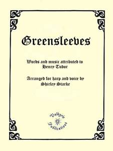 Greensleeves for harp