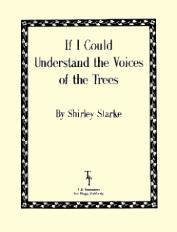 If I Could Understand the Voices of the Trees, harp song by Shirley Starke
