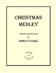 Christmas Medley, by Shirley Starke